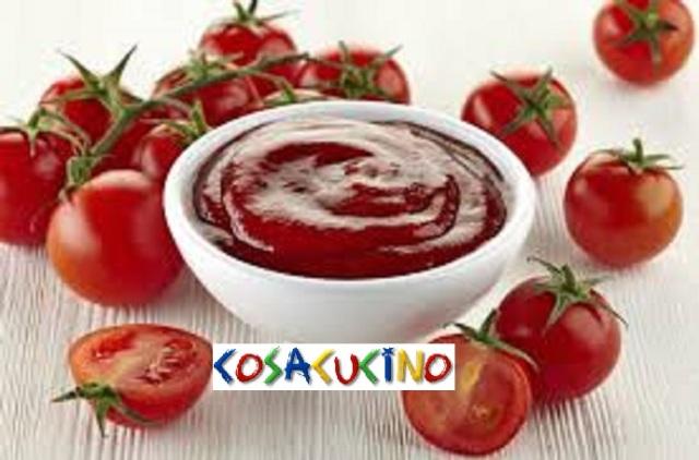 Ricetta Ketchup In Spagnolo.Ketchup Fatto In Casa Ricetta Originale